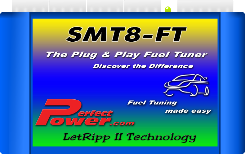 SMT8-FT Piggy-Back Engine Management System