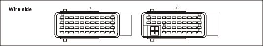 Perfectpower Wiring Diagrams For Mercedes - C220  202   111 961  - Both - 1993