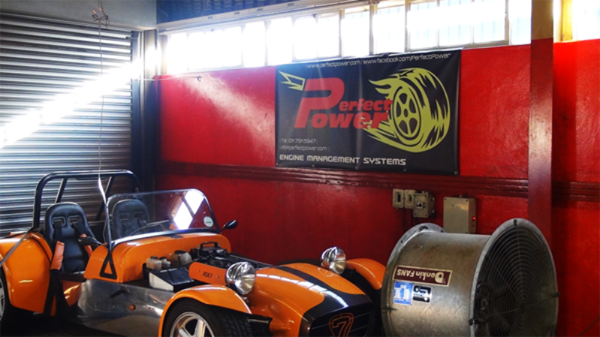 Perfect Power Dyno Tuning Facility