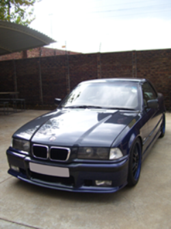 BMW 328 with Perfect Power SMT6