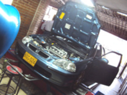 Honda D16Y6 Dyno Tuned with SMT8-L
