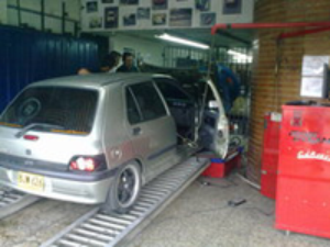 Renault Clio 1.4 Energy with SMT8-T