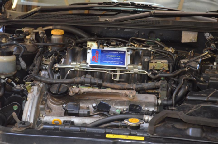 Installation of XMS5B on a BMW 325i