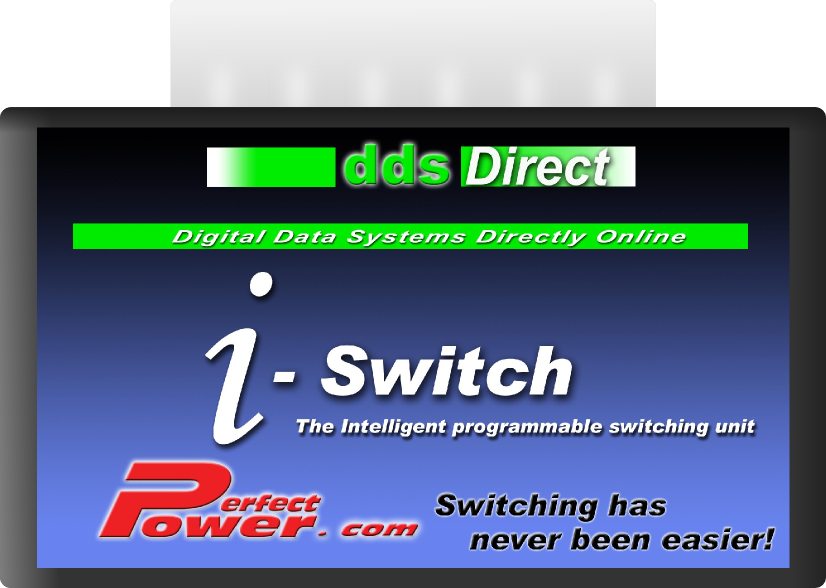 Perfect Power I-Switch Intelligent Switch