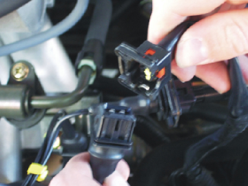FT20 Fuel Tuner - Connecting the Plug-and-Play Injector Harness