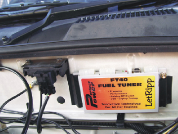 FT20 Fuel Tuner - Finding a Suitable Location To Mount or Install The Unit