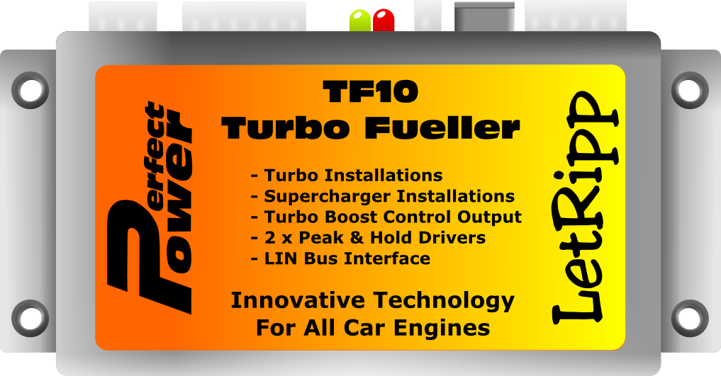 Perfect Power Turbo Fueller TF10
